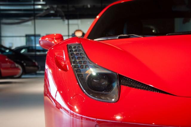 Ferrari koplamp